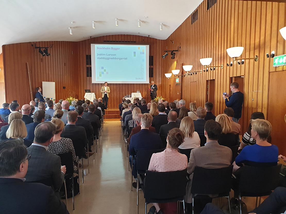 Stockholm Bygger dialogmöte